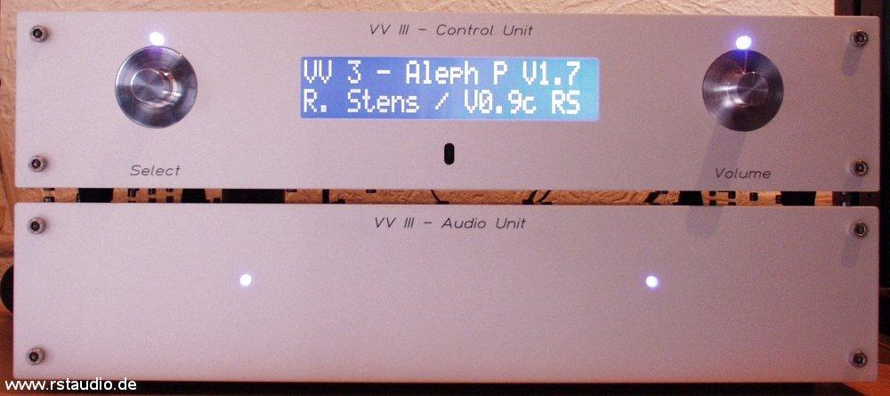 VV3 / Aleph P Ver  1 7 Clone – RStAudio de
