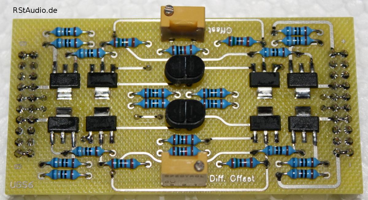 VV5 / Pass XP-30 & XOno Clone – RStAudio de