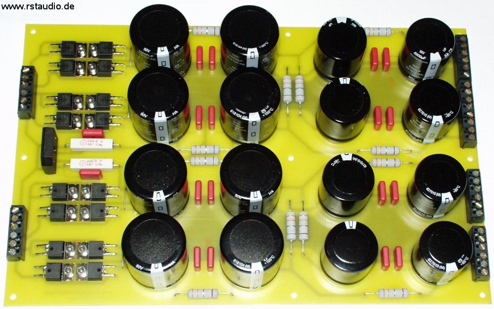 VV4 Control Unit – passive Power Supply