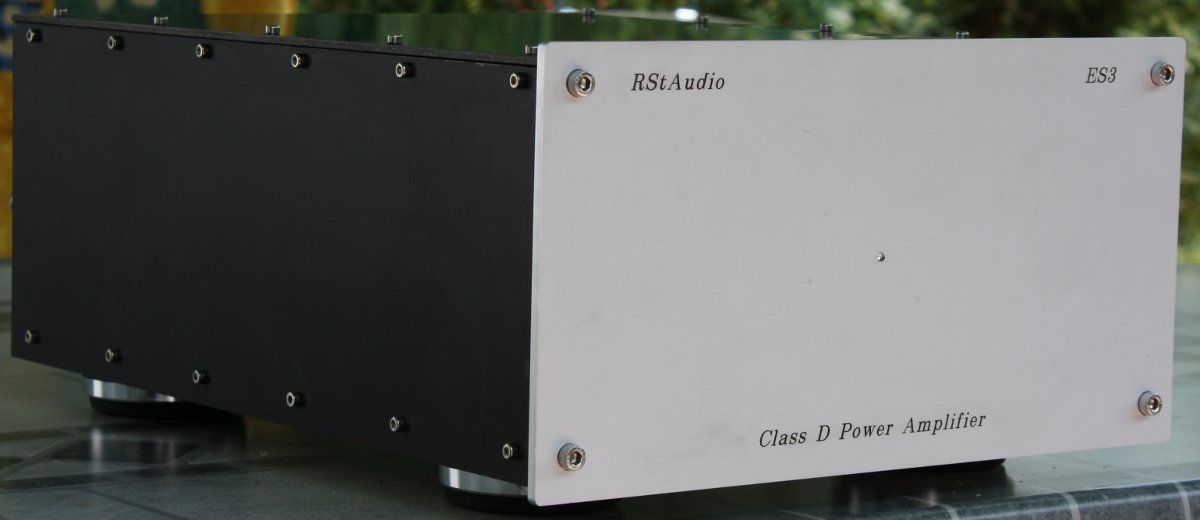 ES3 Class D Power Amplifier