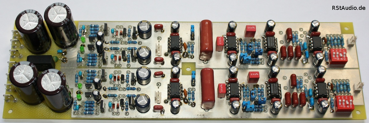 PVV1 Phono Preamp