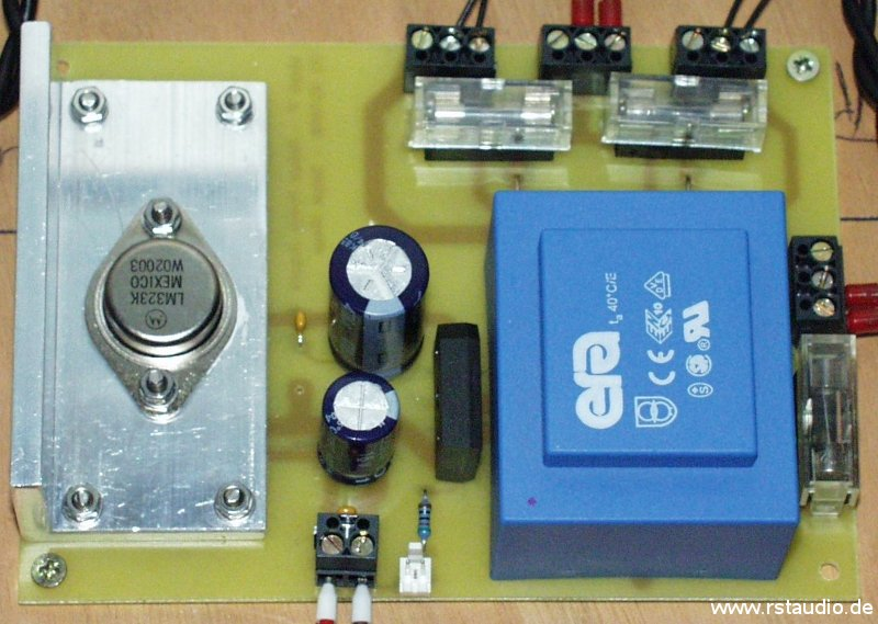 Relay Power Supply