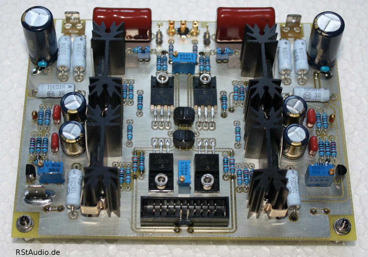 ES4 / Pass XA30 5 Clone – RStAudio de
