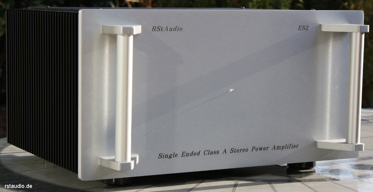 ES2 / Aleph J Single Ended Class A Power Amplifier