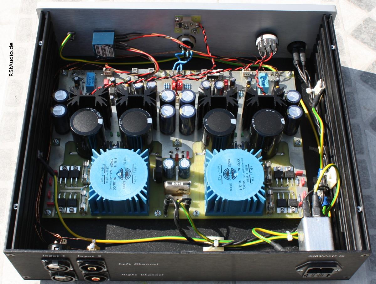 Aleph J Circuit Diagram Wiring Schematics Headphone Amplifier Ha1 Rstaudio De Car