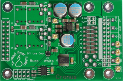 Twisted Pear Audio Cronus Board