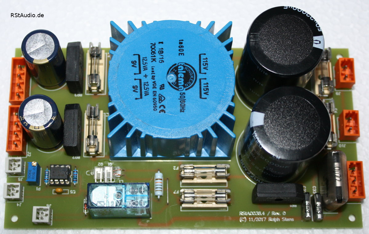 System Power Supply