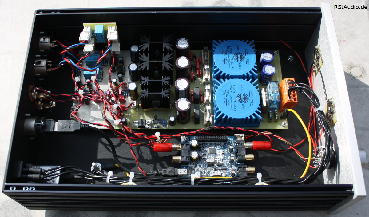 Se1 Subdsp Subwoofer Equalizer Aleph J Circuit Diagram Installation Of The Electronic